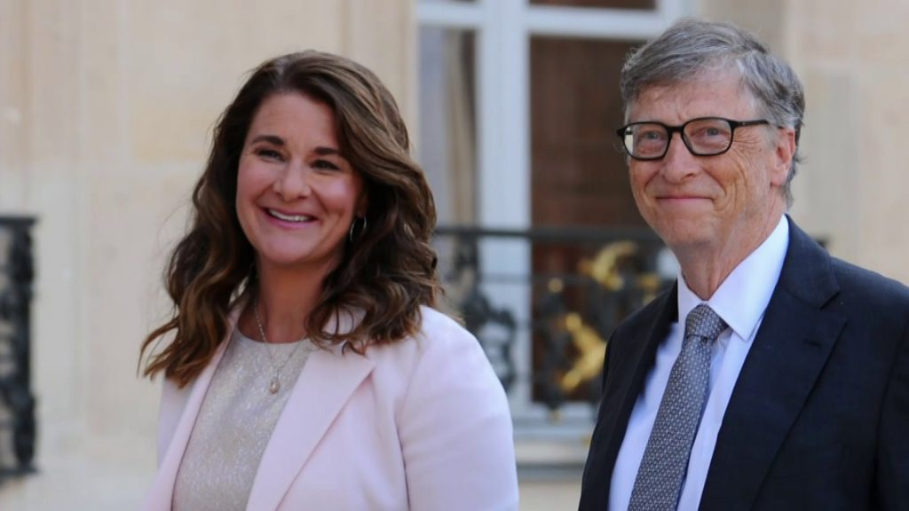 bill gates cerai